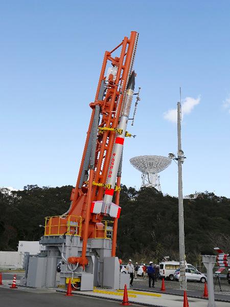 世界最小ロケットSS-520と小型ロ...